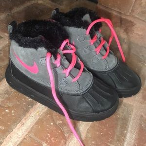 Kids Nike Snow Boots